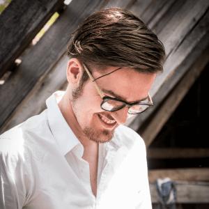 Kiezpoeten Slam-Master und Poet Ortwin Bader-Iskraut