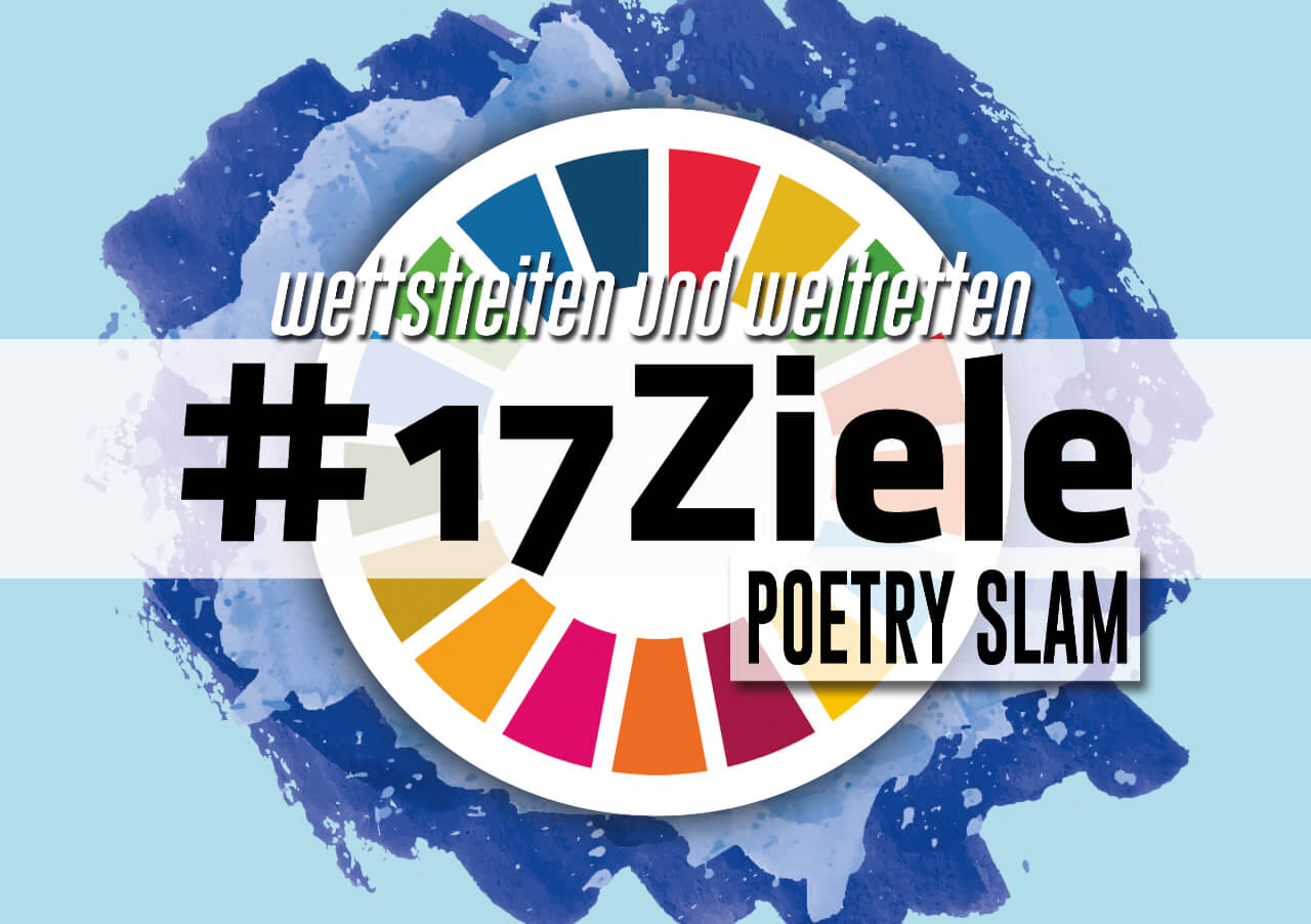 #17Ziele Poetry Slam
