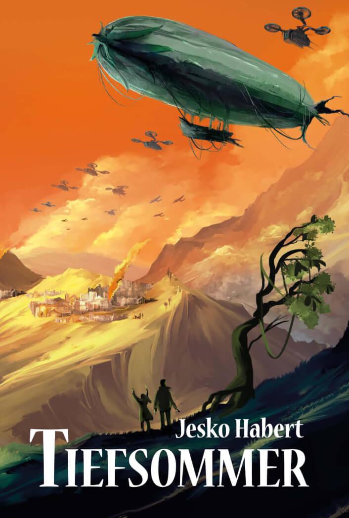 Tiefsommer Cover Jesko Habert