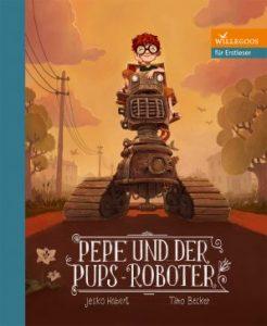 Pepe Pupsroboter