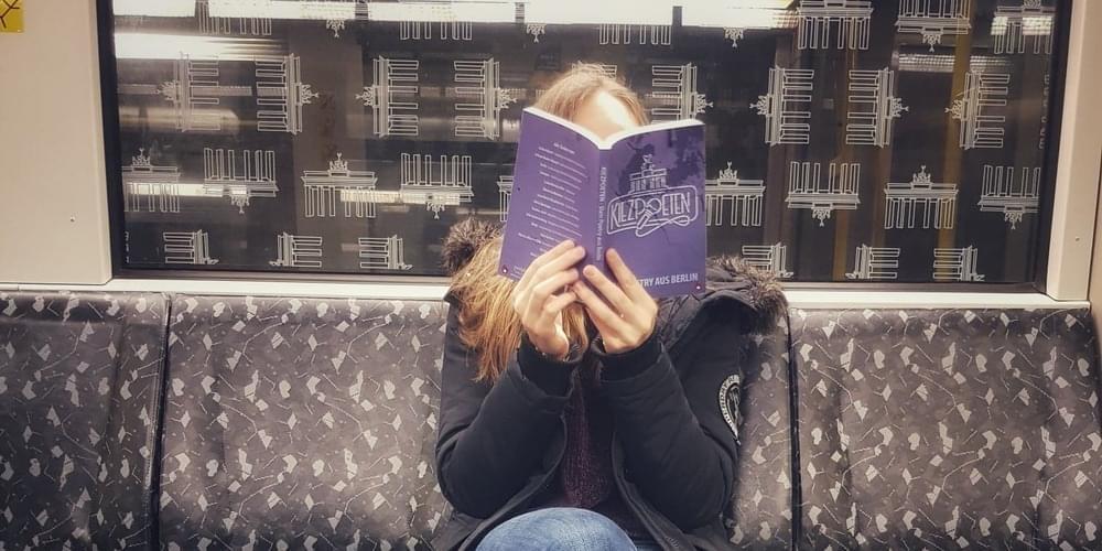 Kiezpoeten Anthologie Buch