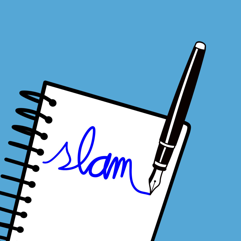 5. Dein Slamtext