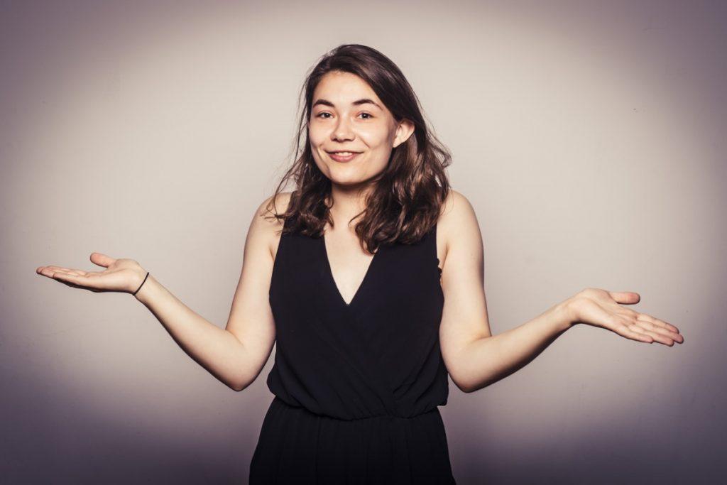 Alina Sprenger Poetry Slam