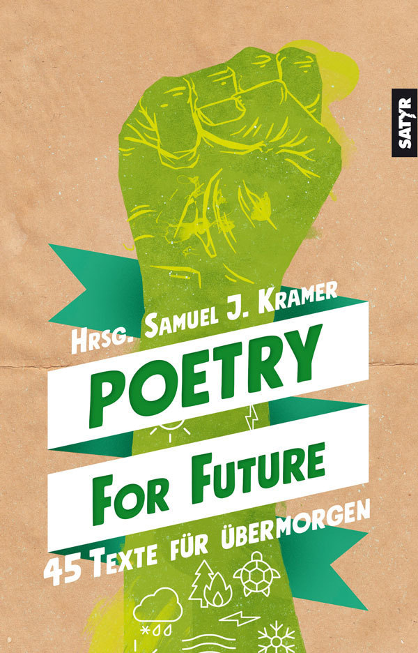 Buchgeschenk: Poetry for Future. Nachhaltigkeit und Poesie