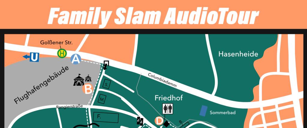 Family Slam AudioTour Teaser